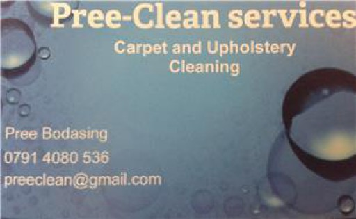 Pree-Clean Services