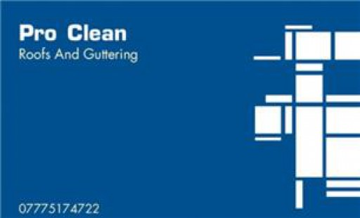 Pro Clean Roofs and Guttering