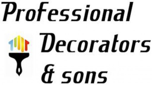 Professional Decorators And Sons