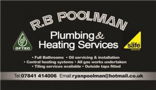 R B Poolman Plumbing & Heating