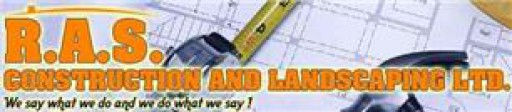 RAS Construction & Landscaping Ltd