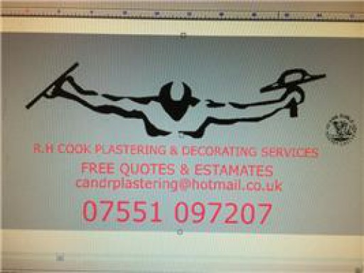 RH Cook Plastering & Decorating Services