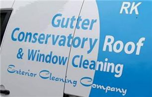 RK Gutter Conservatory Roof & Window Cleaning