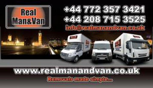 Real Man And Van Ltd.