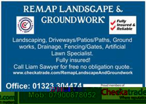 Remap Landscape & Groundwork