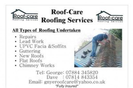 Roofcare Roofing Services