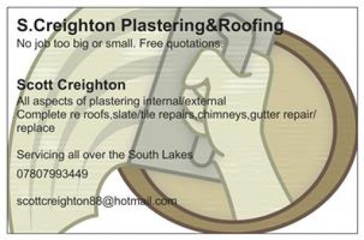 S Creighton Plastering And Roofing