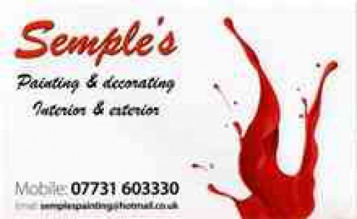 Semples Painting & Decorating
