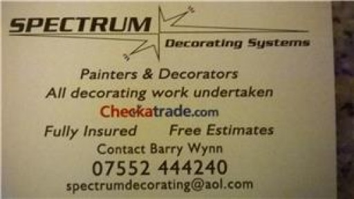 Spectrum Decorating Systems