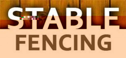 Stable Fencing