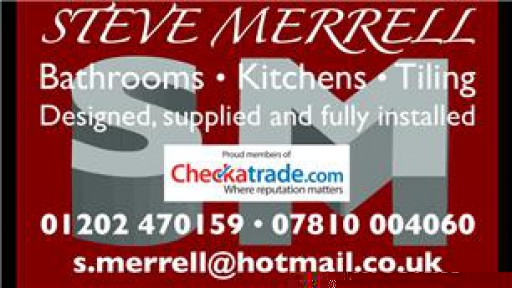 Steve Merrell Bathrooms, Kitchens And Tiling