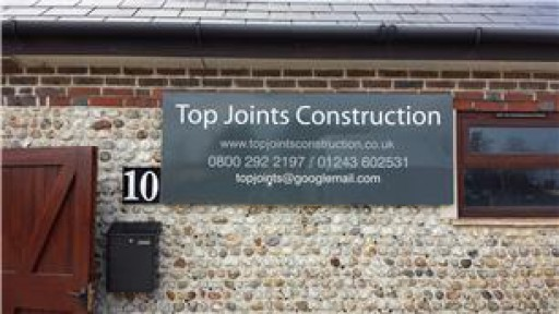 Top Joints Construction