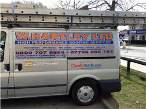 W Hartley LTD