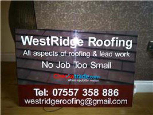 West Ridge Roofing & Scaffolding